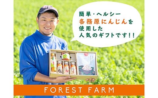36 各務原にんじんの加工品ブランド【ホカルノ】ギフトセット