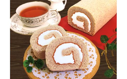 dandan-180_薩摩いもロールケーキ(唐いも三昧)3本セット