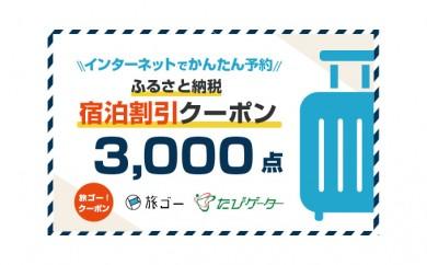 [№5747-0392]竹富町旅ゴー!クーポン 3,000点分