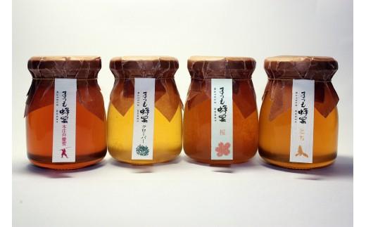 1902-37まつえ蜂蜜Aセット
