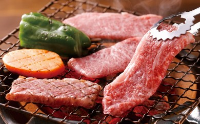 [№5792-0347]仙台牛特上カルビ焼肉用 500g