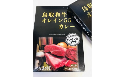 J0096.鳥取和牛オレイン55カレー
