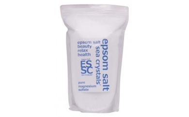 話題の入浴剤 エプソムソルト シークリスタルス 8kg(4kgX2)