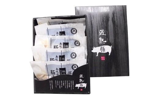 2月 島根県産豚肉ロースの粕漬詰合せ