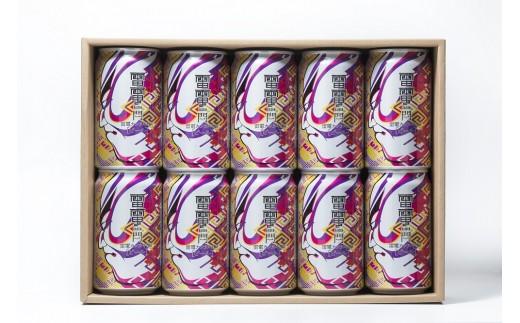 雷電カンヌキIPA10缶