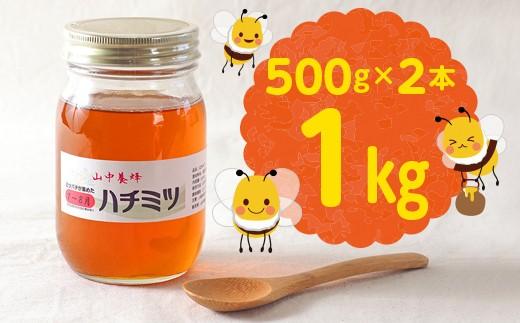 ◇【自然のまま】富津産ハチミツ1kg(7〜8月の花)