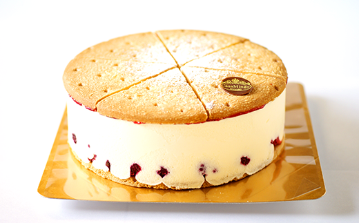 J0035【12cm】ケーゼザーネトルテレアチーズケーキ(最高級洋菓子)