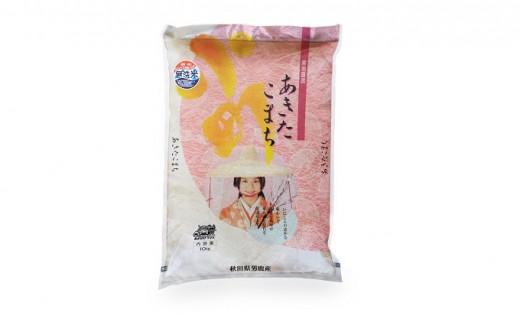 [№5605-0131]【あきたこまち】なまはげライス無洗米10kg