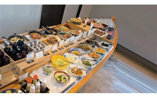 CAJ001 海の駅船番所のお食事券 (カタログコード:F-21)-1