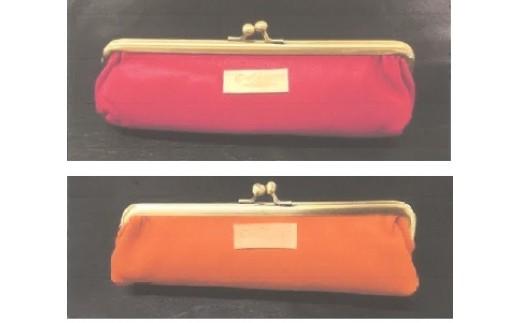 ピンク / オレンジ