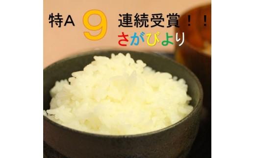 7位:佐賀県神埼市「ごはんソムリエが選ぶ さがびより 10kg」