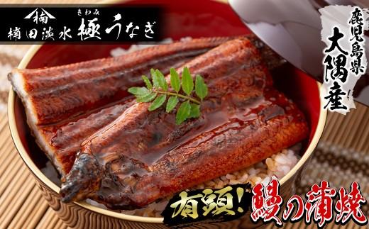 c6-011 楠田の極うなぎ蒲焼き 特大 4尾