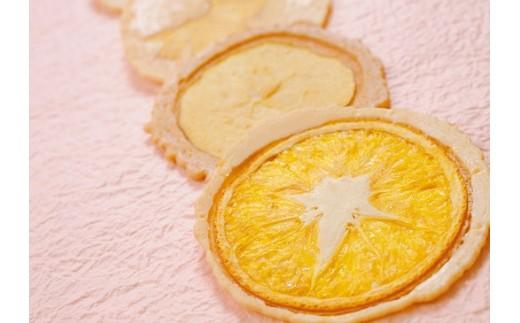 フルーツせんべい「美濃菓蔵」