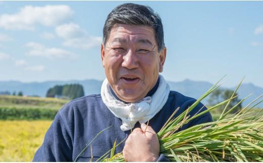 【無洗米】全国屈指のベストファーマー 八重樫哲哉さんのオリジナルブレンド米 3kg