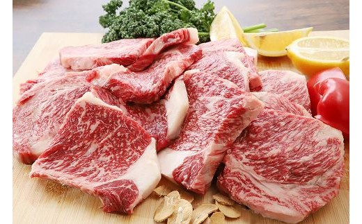 G-25 個包装で便利♪ 成熟但馬牛ロースステーキ1,400g(12~16枚)■食べやすいハーフサイズ!