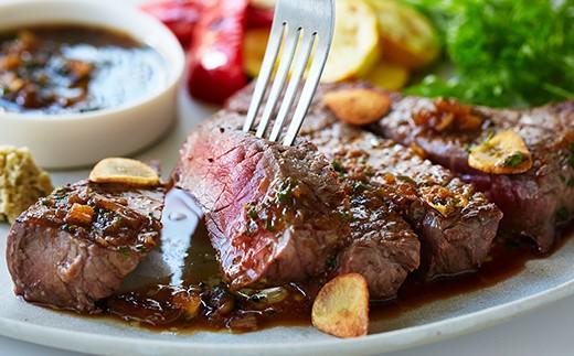 赤崎牛 赤身 ステーキ 約300g 牛肉