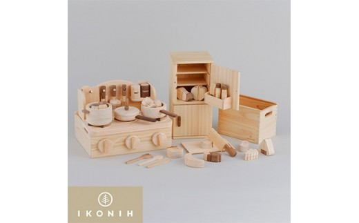 IKONIH TOY クッキングセット【1075741】