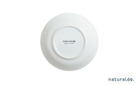 QA69 natural69 ZUPA white取皿5枚セットヒツジ/バク/キリン/シマウマ/サル-3