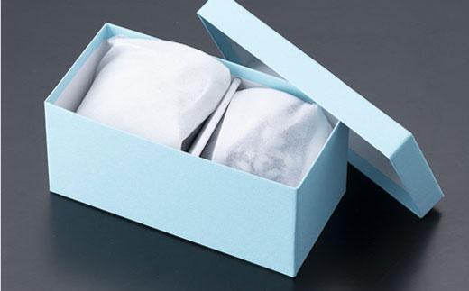 HD02 【贈り物にいかがですか?】染付マグカップ コスモス(2個揃)【波佐見焼】-6