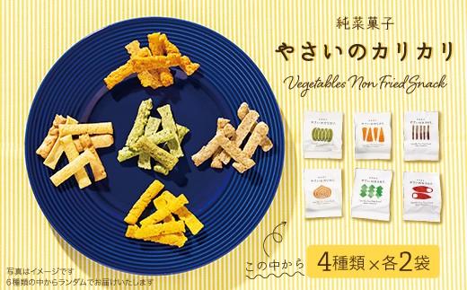 CAH001 やさいのカリカリ(焼き菓子) (カタログコード:E-4)-1