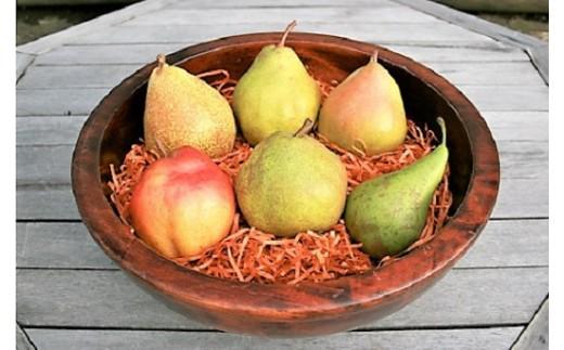 0062-222 西洋梨3~4種食べ比べセット 5kg ご家庭用