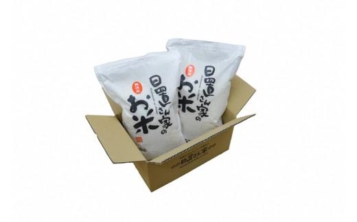 A19-31 米農家 日置さん家のお米(きぬむすめ)無洗米【期間限定】
