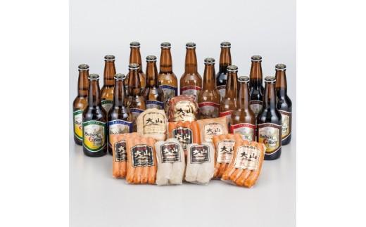 G409 大山Gビール&大山ハムセットC