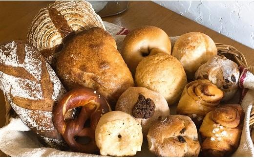 北の大自然からお届け★自家製天然酵母パン