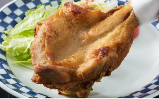 HN011初音の鶏もも肉の塩焼き【5本】