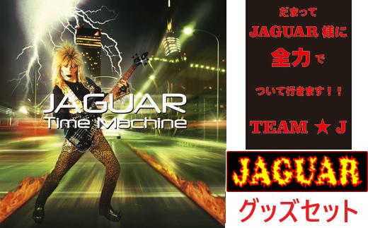 【12203-0034】JAGUAR グッズのセット(TシャツM)