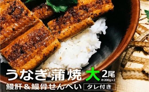 73-03_うなぎ蒲焼(大)2尾