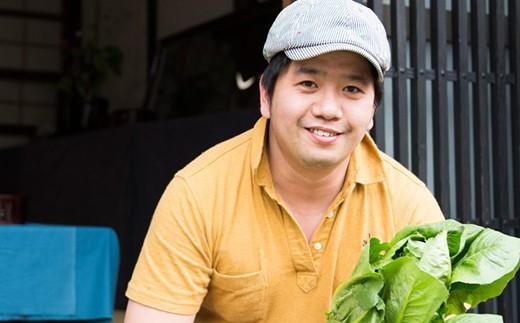 シェフが恋した塩尻野菜のスープのレシピを開発、監修する友森隆司シェフ。塩尻市で大人気のフレンチレストランのシェフです