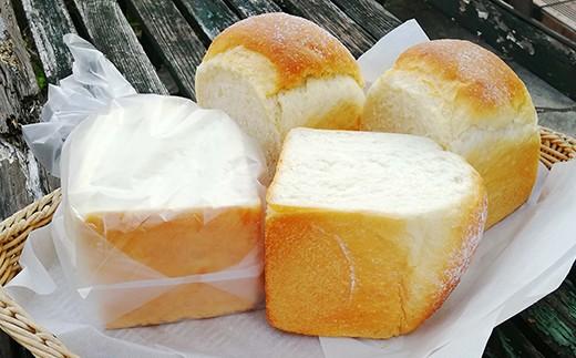 自家製天然酵母食パン食べ比べset