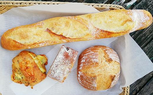 石薪窯ハード系パンset