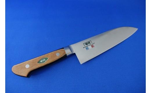 A-27 堺刀司 モリブデン三徳包丁