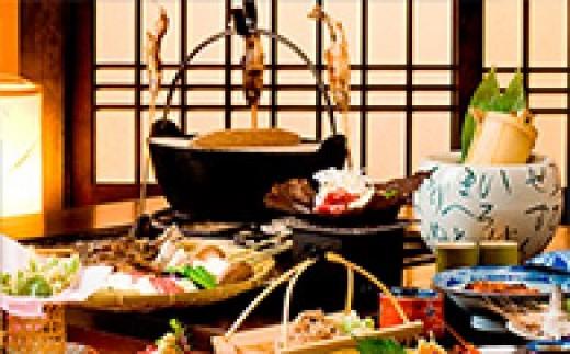 [№5659-1108]早太郎温泉「ホテルやまぶき」露天風呂付特別室 2名様宿泊券