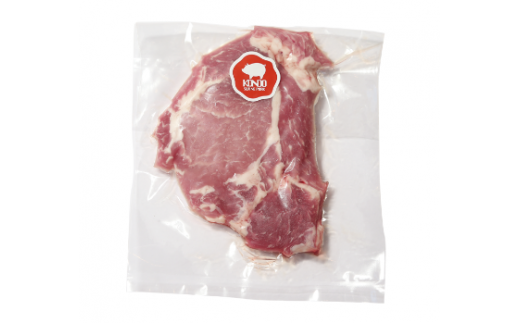 豚カタロース肉厚切り