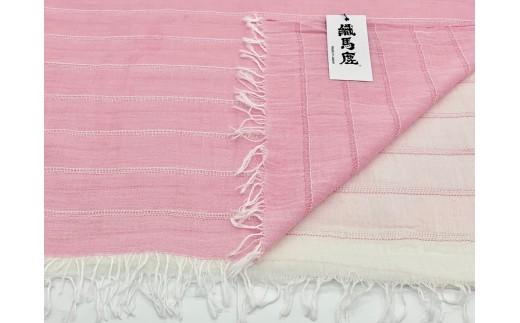 綿100%なので、肌ざわりがとても良く、肌の弱い方でも安心して着けていただけます。
