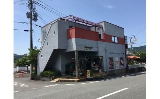創業48年の老舗レストラン「アムール」