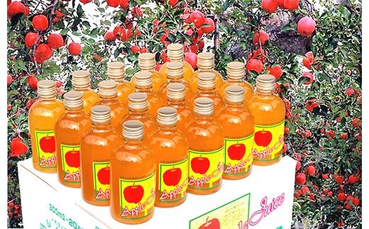 平塚果樹園 りんごジュース300ml×20本セット