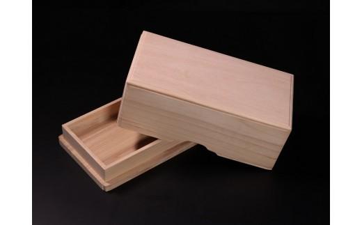 桐製碁笥箱