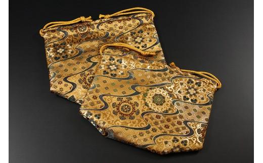 西陣織碁笥袋