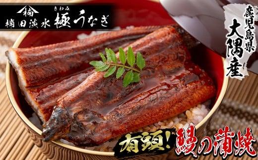 b0-011 楠田の極うなぎ蒲焼き 特大 3尾