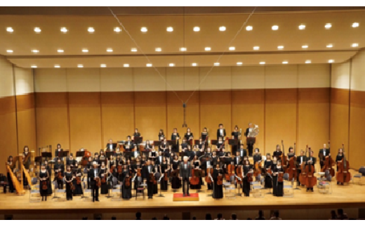 B0010-30:神戸フィルハーモニック協会主催の演奏会鑑賞券