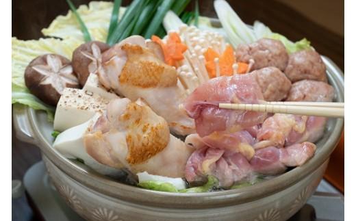 看板商品の鶏は、この辺りでは有名な「播州百日どり」。絶妙の歯ごたえと、コクのあるうま味をお楽しみください。