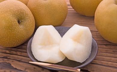 [№5672-0268]【幸水:5kg】甘さが違います!榎本さんの「朝もぎ梨」