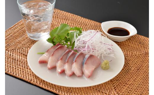 -40℃で急速冷凍しているので新鮮味もそこなわれずお刺身で召し上がれます。
