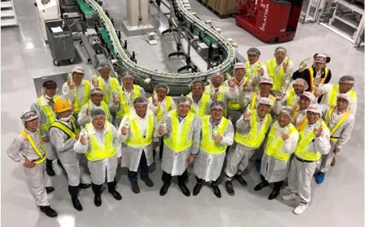 コカ・コーラ ボトラーズジャパン熊本工場の皆様