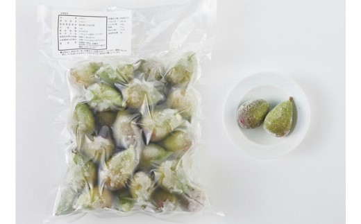 [№5685-1230]フローズンいちじく(1kg・果物加工品)