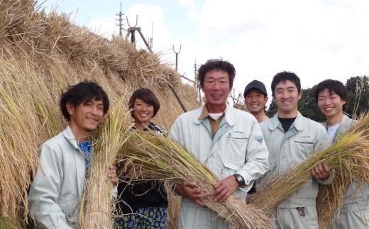 美味しい米づくりは土作りから!